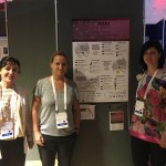 Elena, Maider and Ane at Euronanoforum 2017