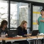 Elena Melotti at 4th Technical Meeting