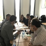 Izadi 4th Technical Meeting at Vernoille