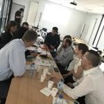 Partners at Izadi 4th Technical Meeting