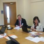 Stakeholder advisory group 1st meeting