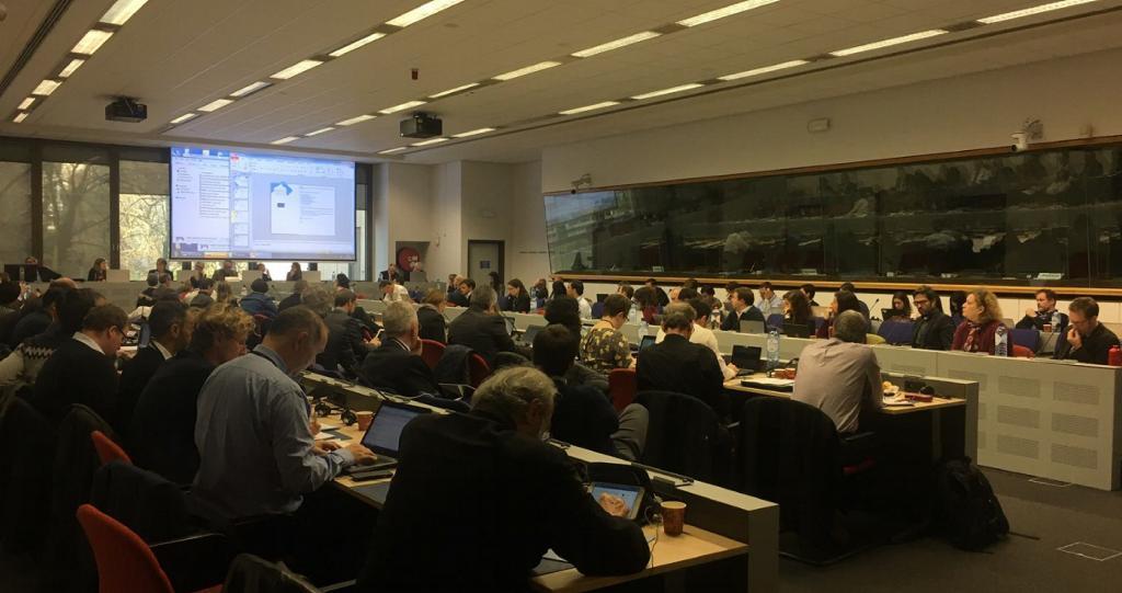 1st eu pilot production network workshop